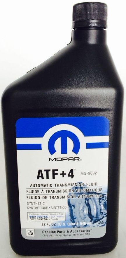 жидкость mopar атф +4